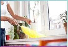 New hacks will get rid of dust and dirt in the house