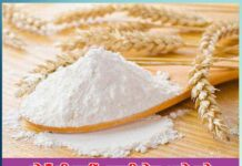 Make a habit of eating multigrain flour, not only wheat